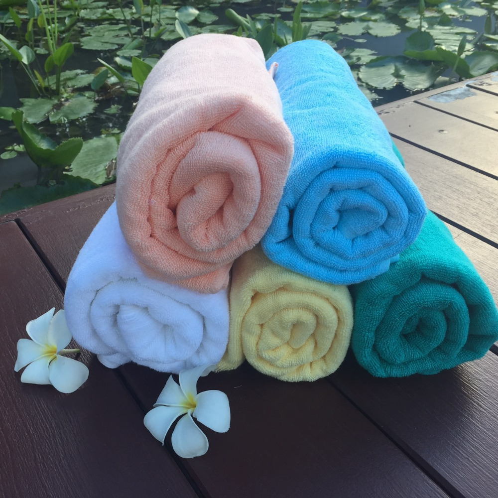 100% cotton towel for hotel, sport, home