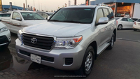 2016 TOYOTA LAND CRUISER 200 GXR 4.5 V8 TWIN TURBO DIESEL 5 SPEED, LEFT HAND DRIVE