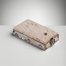 High quality Pumice stone covered with metal