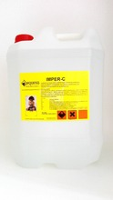 HIDROFUGUE BASE SOLVENT TO POROUS MATERIALS, SPECIALLY CONCRETE. SUPERFICIAL SEALANT WITH SATIN PROTECTION OF THE SURFACE.