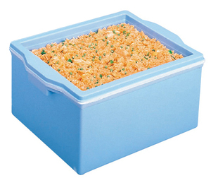 Eslen Thermo Container Plastic Rice Container Sekisui Food Container Thermo Keeper