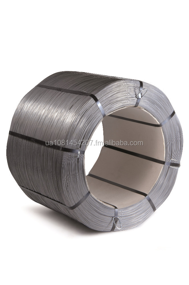 HIGH CARBON STEEL SPRING WIRE EN 10270 (Galvanized and ungalvanized, phosphated, patented)