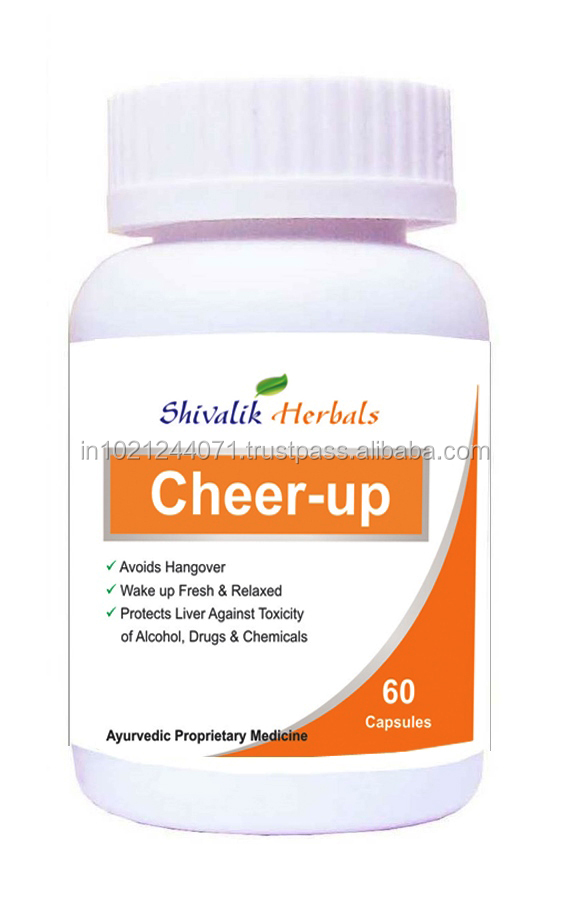 Top supplements for Liver Health- Cheer Up