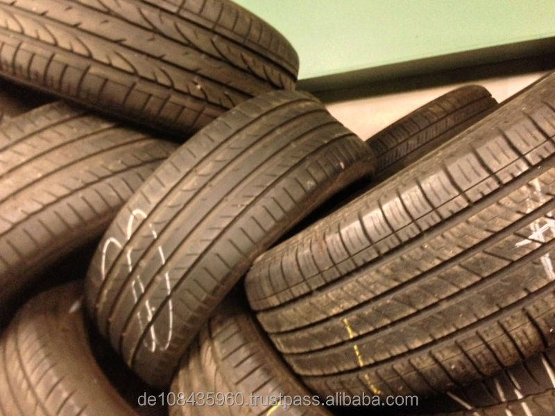 A grade Used tyres