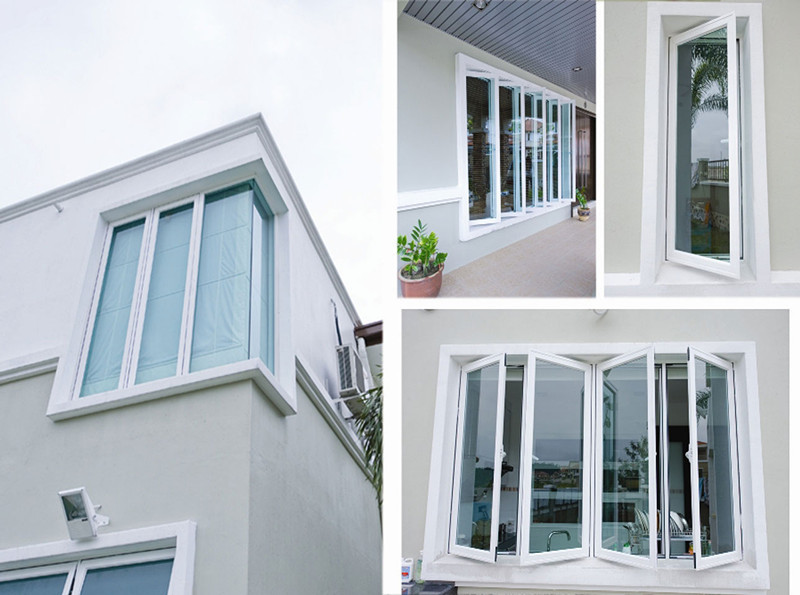 Cheap price upvc/pvc window and door for building