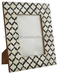 Horn & Bone Photo Frames Bone Inlay Picture Frame