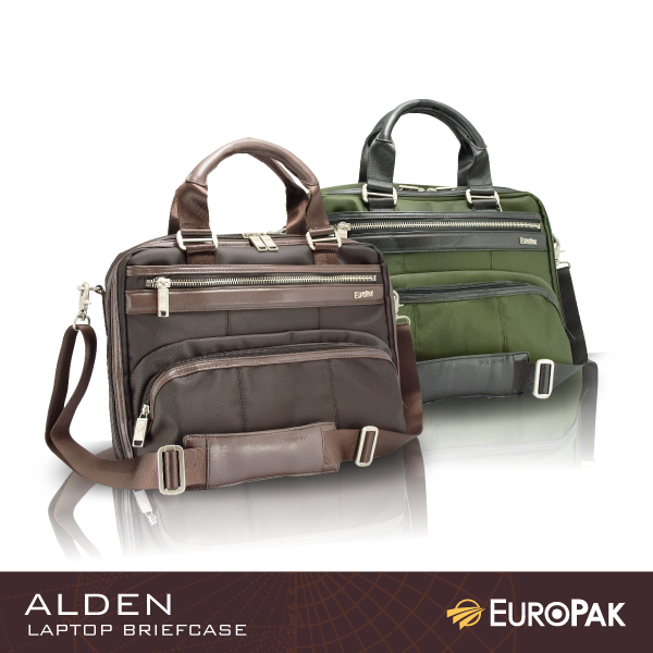 Alden Laptop Briefcase