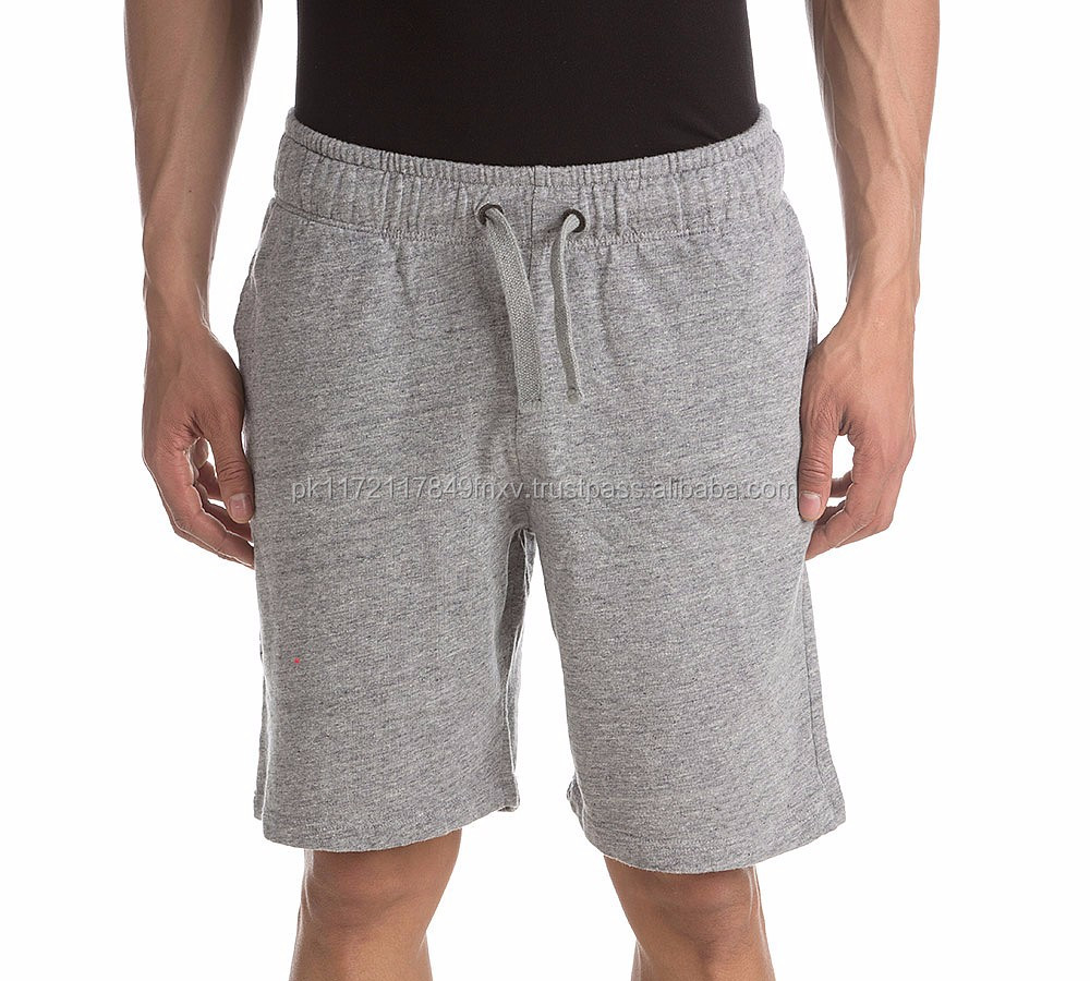 New Smart Look Gym Fleece Shorts