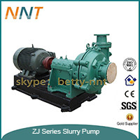 A05 electric horizontal slurry pump