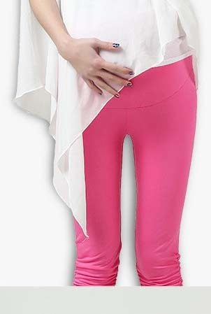 Modal summer maternity legging seamless,maternity legging,drop shipping maternity legging