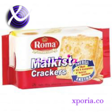 ROMA MALKIST Biscuit Crackers 150gr | Indonesia Origin