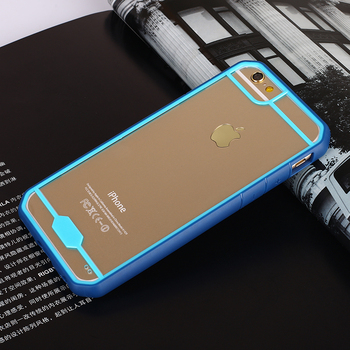 IMPRUE TPU and PC Dual Color Phone case for iPhone6