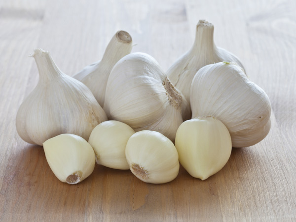 Pure White Fresh Normal Natural White Garlic