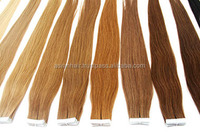 Brand New Natural Human Hair 100 Virgin top grade tape extensions from El- Milano Extentions Remy