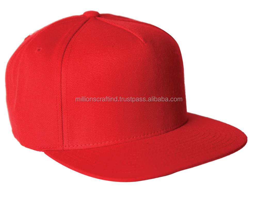 Custom 3D embroidery snapback, design your own snapback, snapback hat/cap wholesale Discount Free Inspection