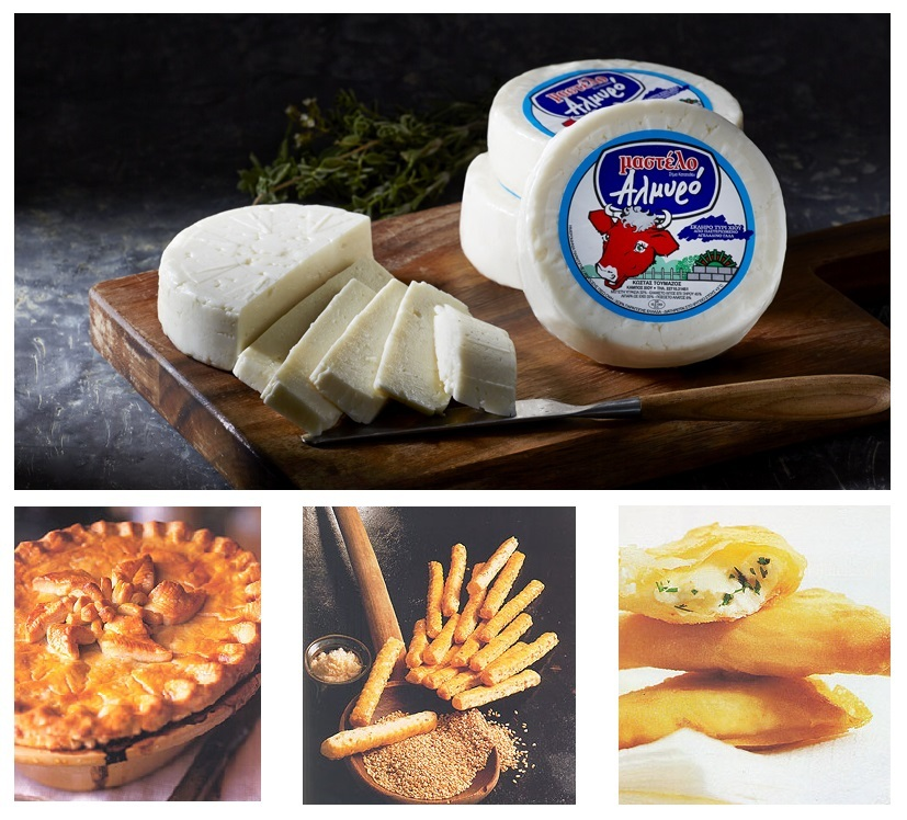 Mastelo Traditional Greek Hard Cheese, 360gr round