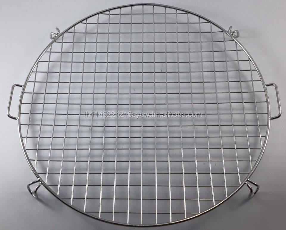food grade stainless steel bbq grill mesh