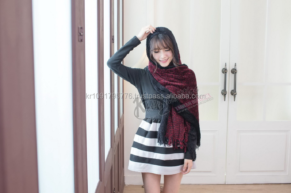 OEM & ODM Magic scarf well know in Taiwan online shopping, Elegant Products for fall, winter and spring