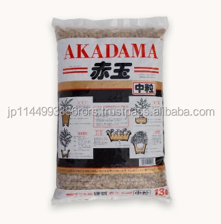 The Most Famous Akadama Around The World, You Can Also Get Kiryu, Kanuma, Pumice