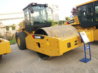 hydraulic vibratory DYNAPAC XCMG rubber tire road roller for sale for sale in shanghai