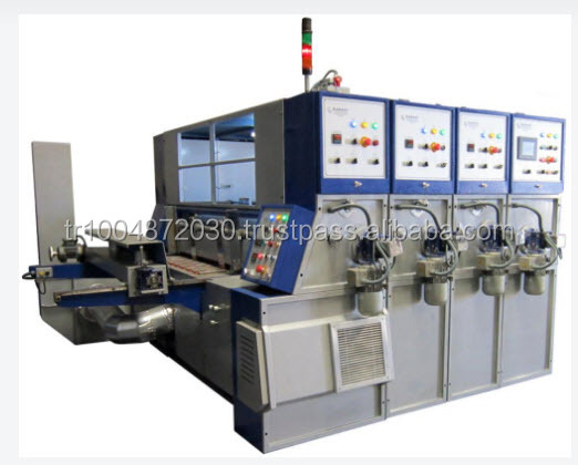 Certificated corrugated carton printer slotter machine