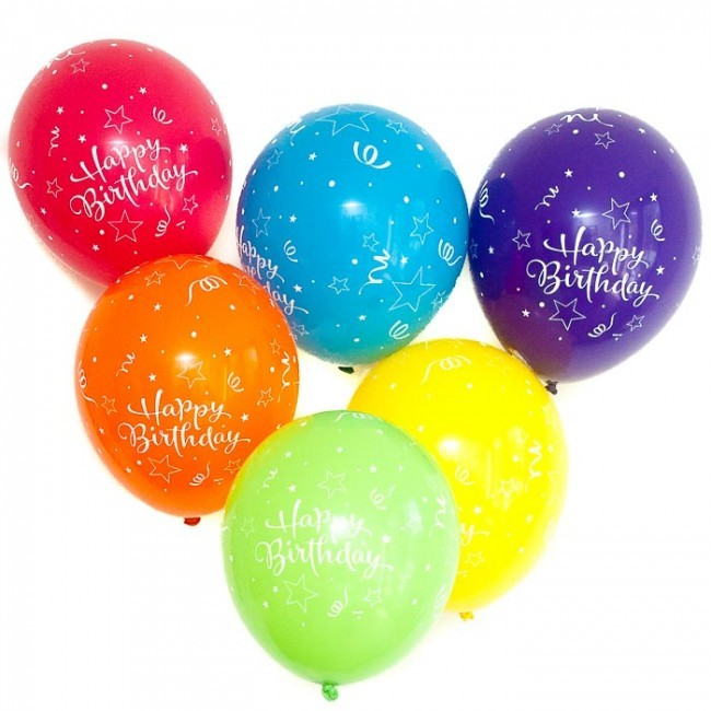 "Promotional 12"" inch Latex Balloons"