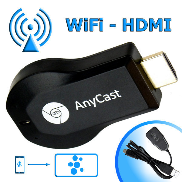 AnyCast easy sharing WiFi display