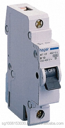 Hager MT 110A Miniature Circuit Breaker