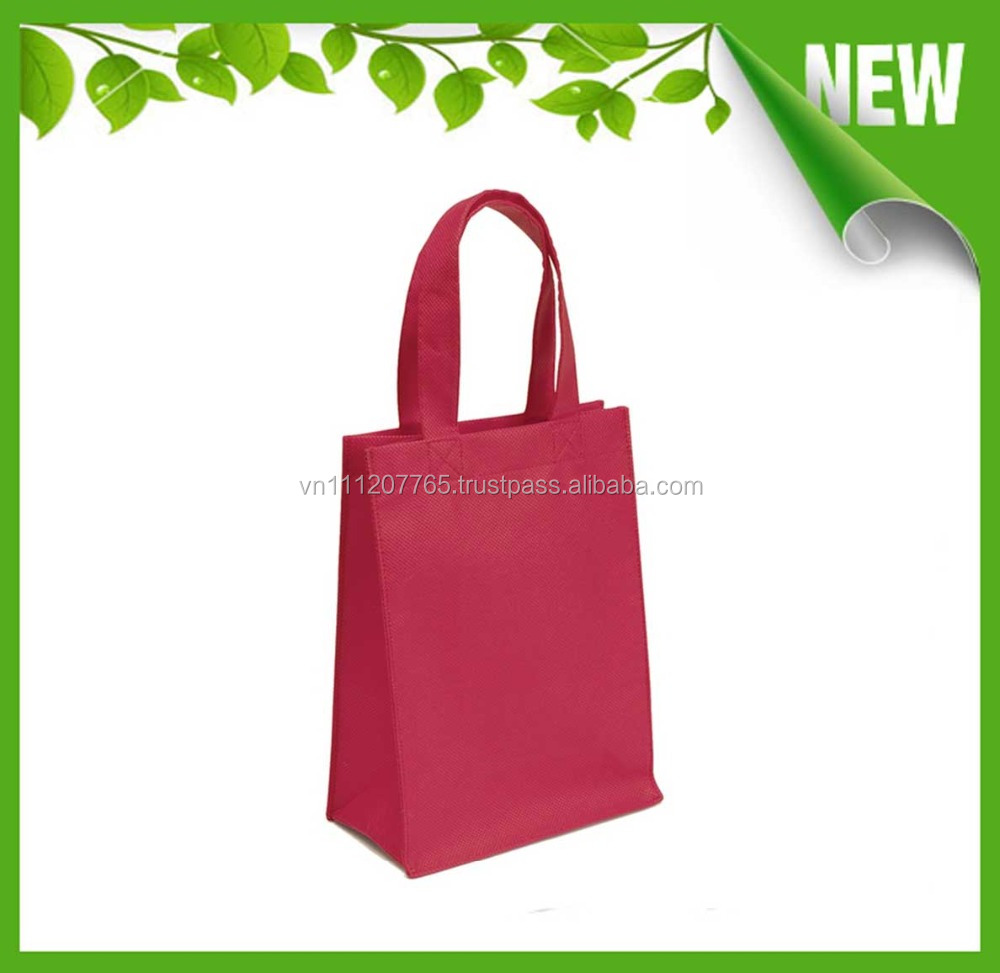 Plastic Bags With PP Non Woven Bags