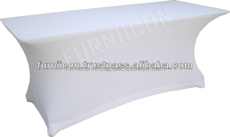 Lycra/Spandex rectangle table cover