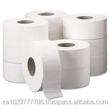 Jumbo Toilet Tissue Roll 100% Wood Virgin Pulp Parent Roll for Toilet Tissue for sales