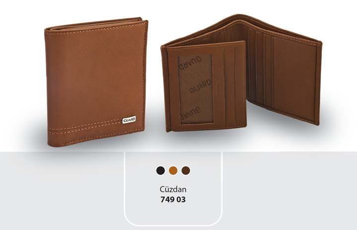 GUARD LEATHER CARD HOLDERS FOR MEN