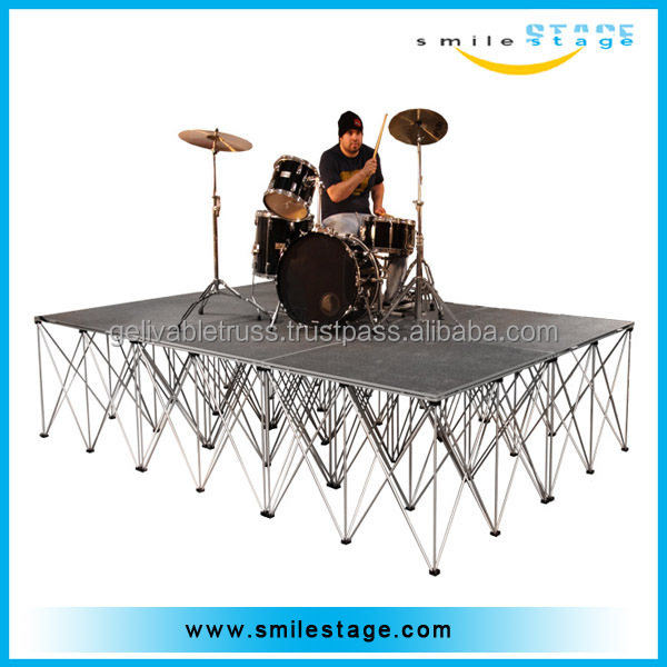 wedding stage decoration china stage lighting equipment
