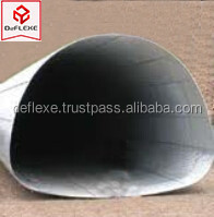 DeFLEXE Arch Shape Corrugated Steel Culvert Pipes