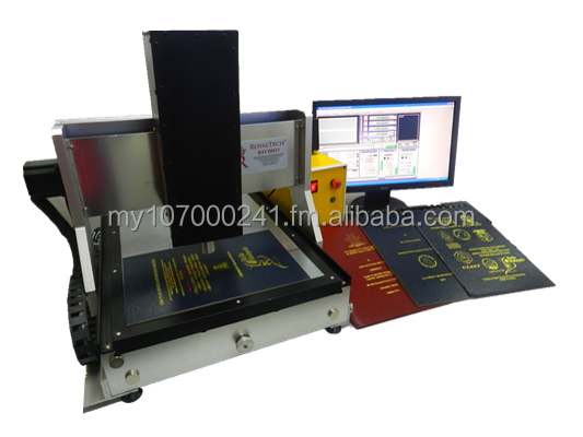 ROYALTECH DIGITAL HOT STAMPING MACHINE- RTCDH13