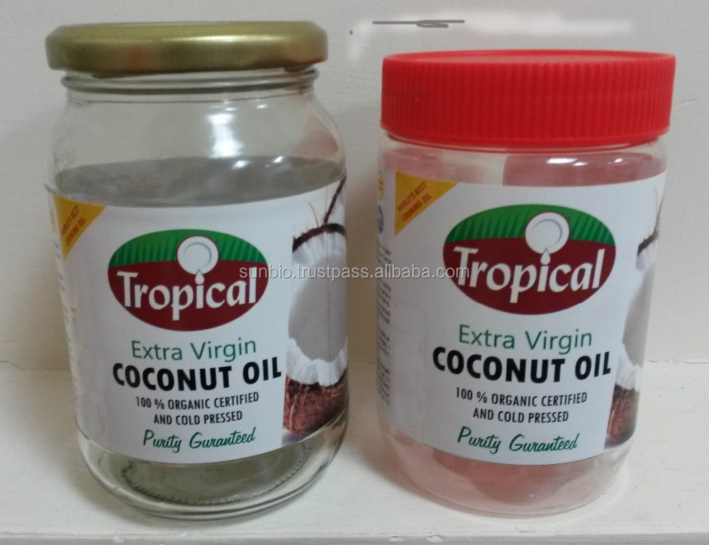 CLEAR COLOR EXTRA VIRGIN COCONUT OIL/VIRGIN COCONUT OIL / EVCO/VCO FOR SALE IN RETAIL PACKING PRIVATE LABEL