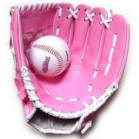New custom Pink Baseball Gloves - Pink Fast Pitch Glove - Girls Pink Softball Gloves