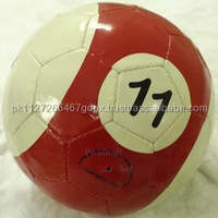 Billiard Soccer Ball Size 5, 4, 3, 2, 1 Poolballs