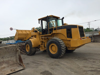 Used Hot Sale CAT Original USA Wheel Loader 966G Almost New /Also Used CAT 966,910,936,950