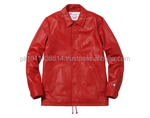 New Arrival Fashion panel coach jacket classic fashion jacket fashion bulletproof jacket