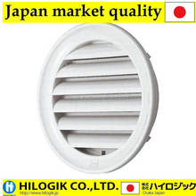 Circular air vent , air conditioning , silver white SGM-75P air conditioning diffuser