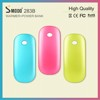SMODO electric hand warmer power pack 3000mah china supplier