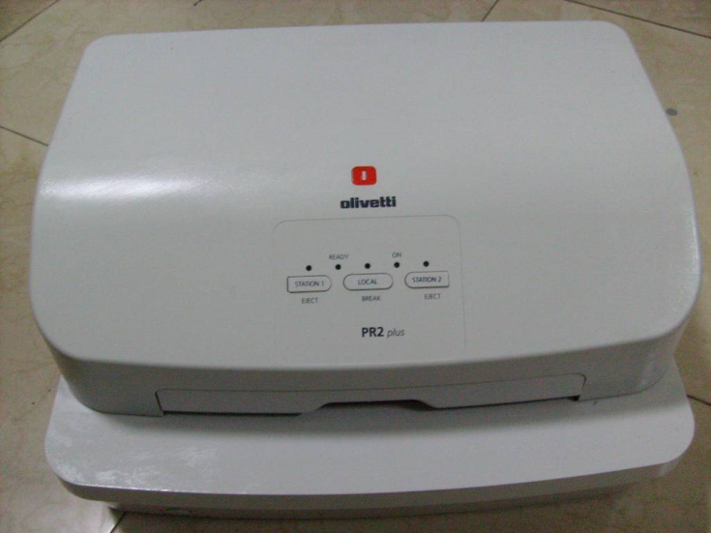 Second Hand , Olivetti PR2+, used