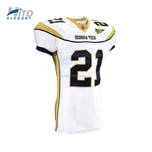 Hito Elegant High Quality American football jersey custom made college football jerseys HE-FJ-0008