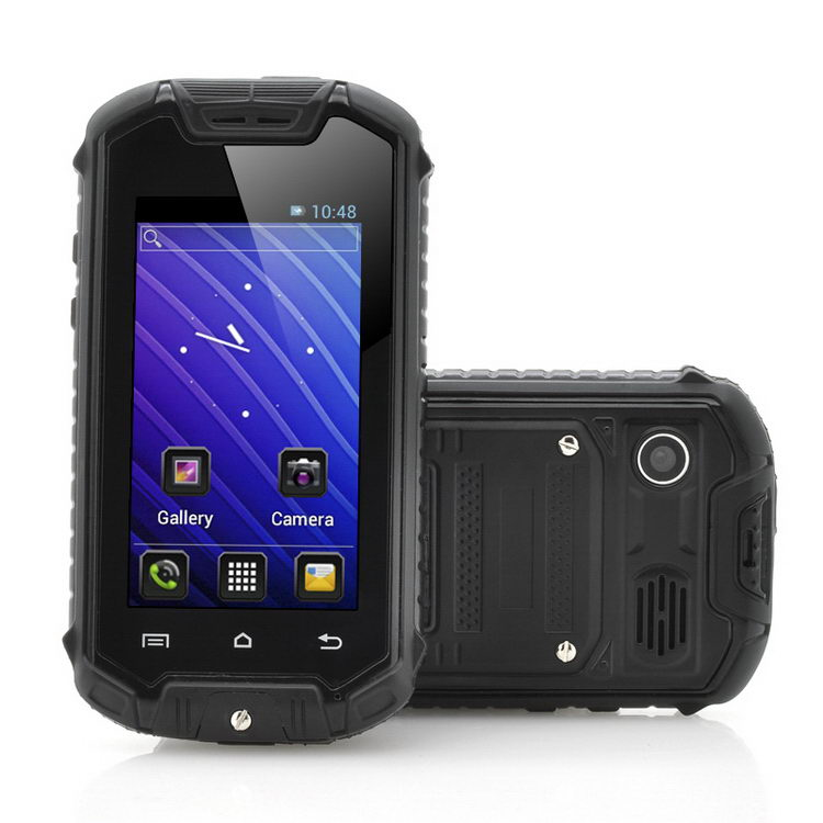 Economic unique quad core rugged smartphones 2016