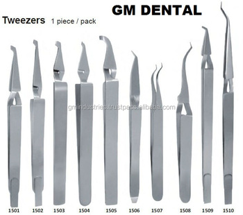 Brace Bracket DENTAL TWEEZERS by GMI DENTAL instruments Dentist TOOLS Best Quality
