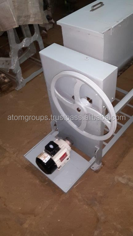 Laundry Soap Mixing Plant