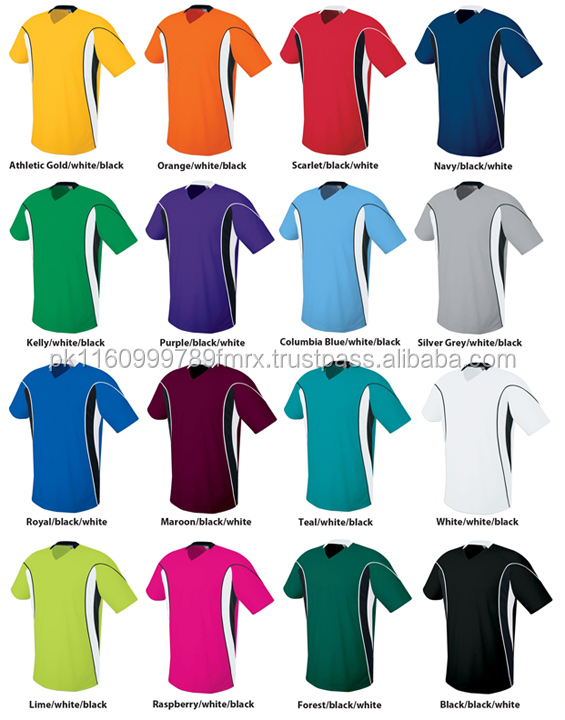 Soccer uniforms/Football Club Team Soccer Wear /Cheap Soccer Jersey