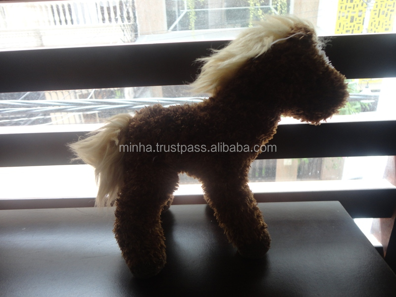 Horse Plush Stuff Toy Animal