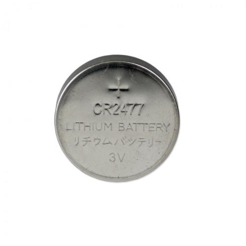 Accuform HPB118, 3 Volt Replacement Coin Battery for Accuform Scoreboards